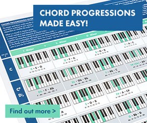 How chords can be combined to create progressions